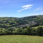 Ceiriog Valley View